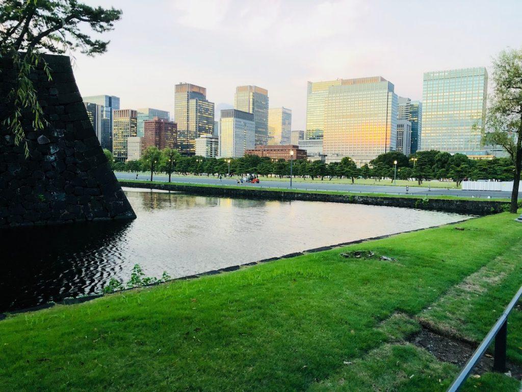 桜田門周辺の風景