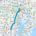 東京マラソン2021のコースが試走できる銭湯(35~42.195km付近)